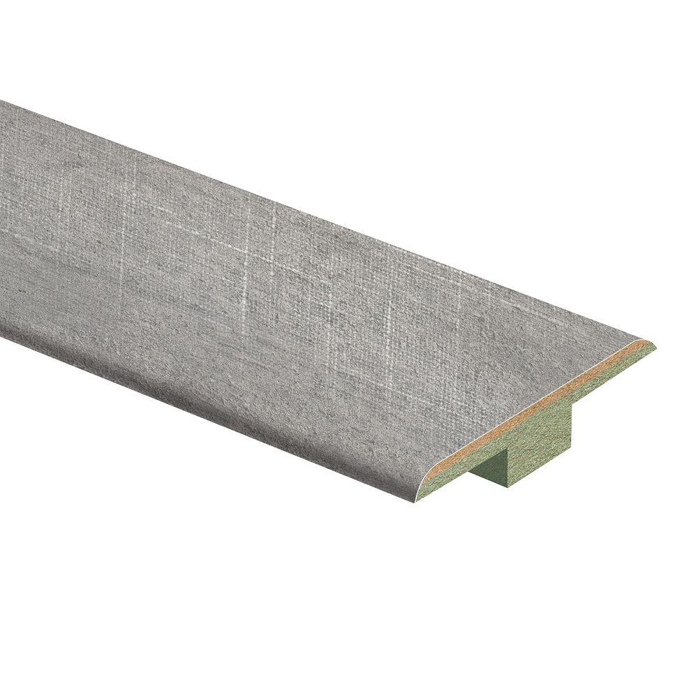 Zamma Concrete Oak, 0.45 x 1.75 x 72-inch, Laminate T-Molding