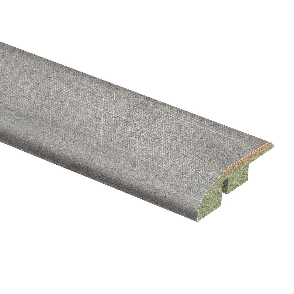 Zamma Concrete Oak, 0.7 x 1.75 x 72-inch, Laminate Reducer Moulding