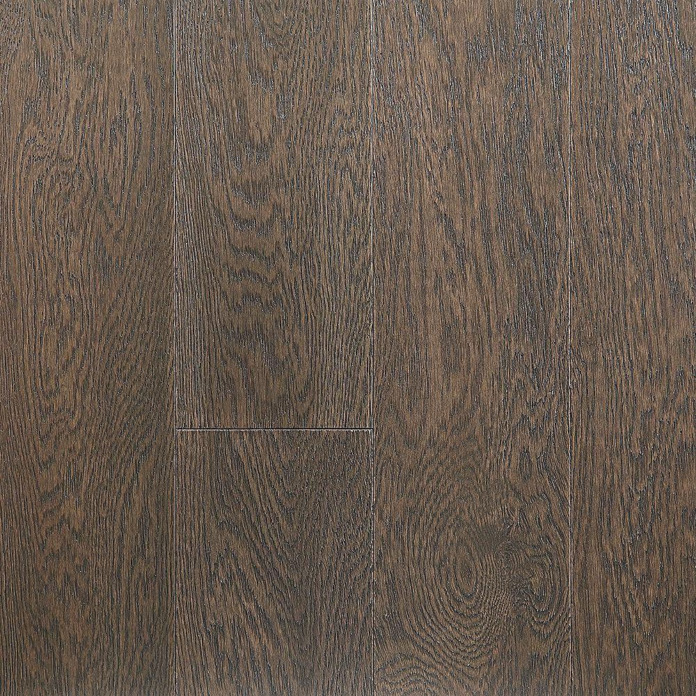 OptiWood Sample - Farmhouse Waterproof Hardwood Flooring, 5-inch x 12-inch