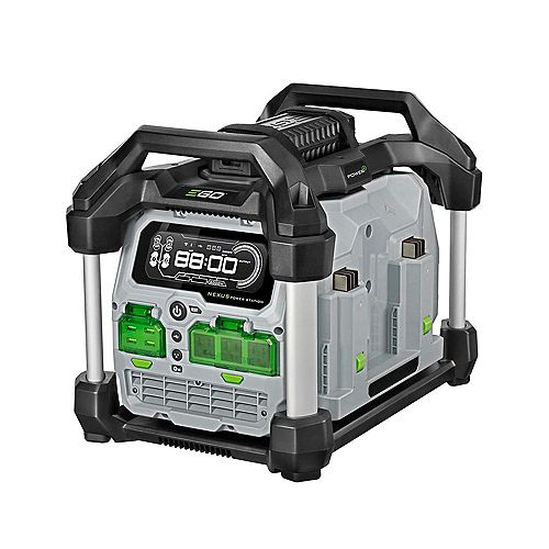 POWER+ 56V 3000W Nexus Portable Power Station Generator, Powered by EGO Batteries Only (Tool Only)