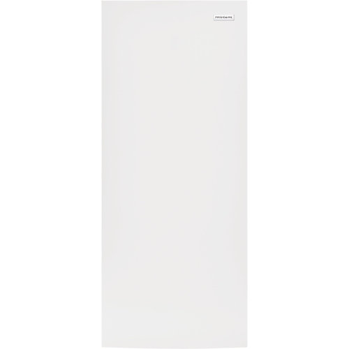 13 cu. ft. Upright Freezer in White