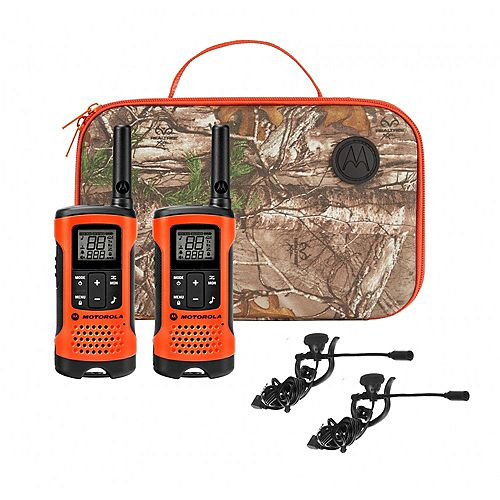 T265 Two-Way Radio - 40 KM Sportsman Model
