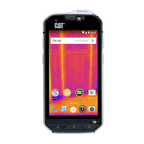 S60 Téléphone intelligent Robuste, Imperméable & avec caméra d'imagerie thermique