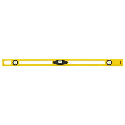 48 IN. High Impact ABS I-Beam Level