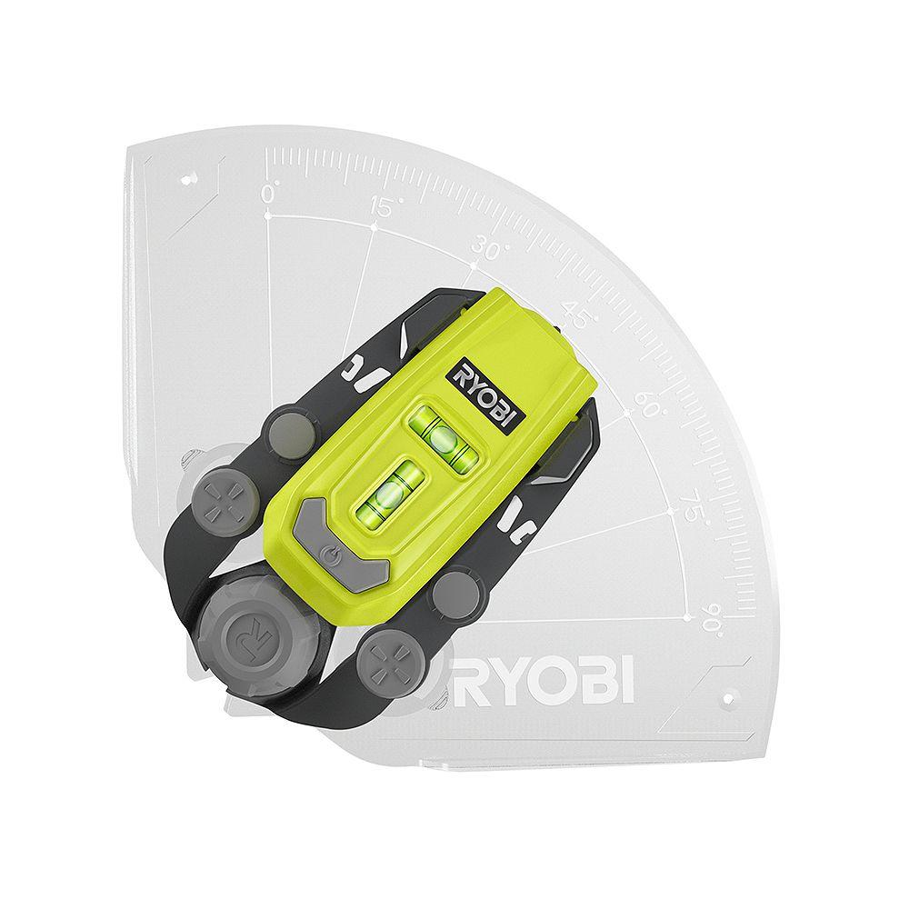 RYOBI Multi Surface Laser Level