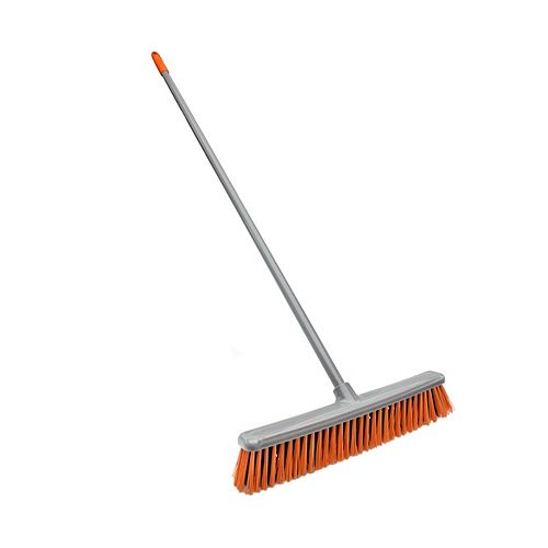 19.6 inch Push Broom