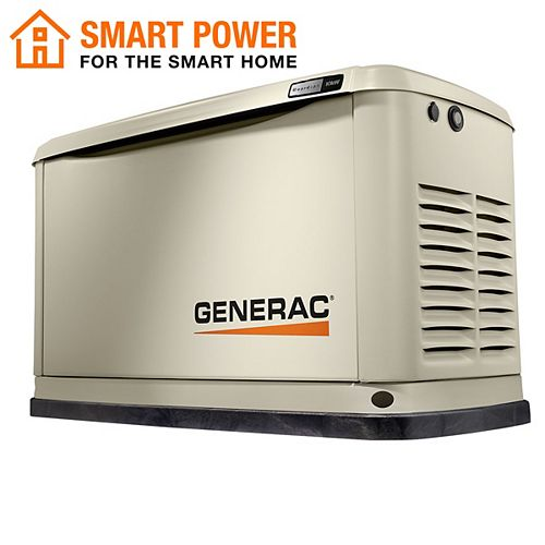 Guardian 10kW Home Backup Generator WiFi-Enabled