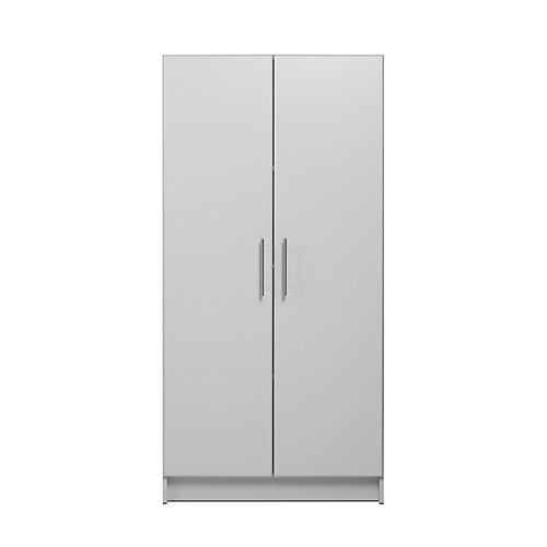 Elite 32 in Storage Cabinet, Light Gray