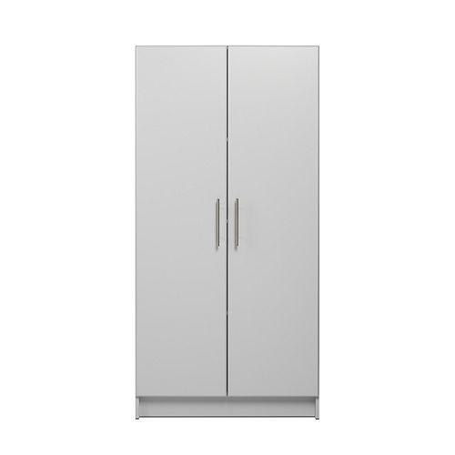 Elite 32 in Storage Cabinet, Light Gray