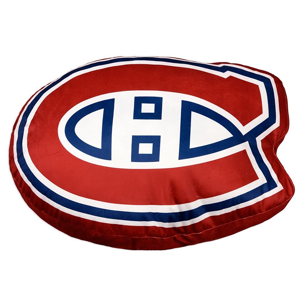 NHL NHL Montreal Canadiens Jumbo Logo Pillow