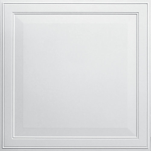 """Vintage Decorative Ceiling Panel, 2'x2'x1/4"""""""