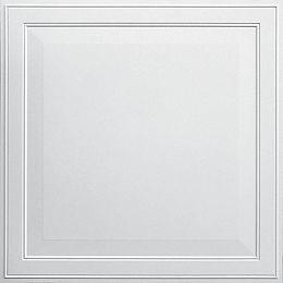 2 pi x 2 pi x 1/4 po. Panneau de plafond décoratif vintage (vendu par carton - paquet de 8)