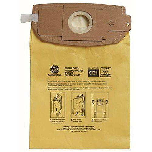Self-Sealing Allergen Vacuum Bag (10-Pack)