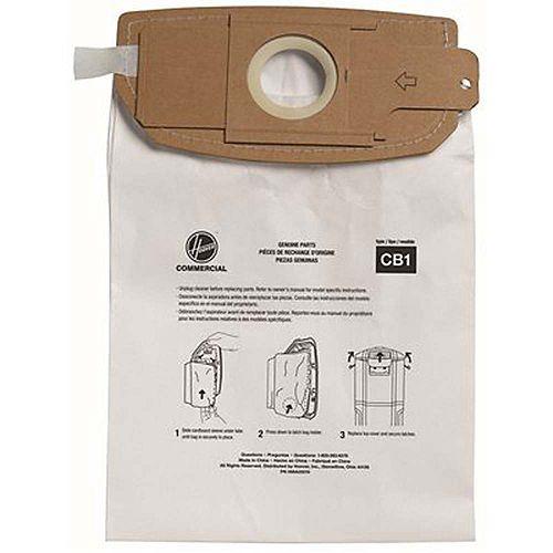Sac Pour Aspirateur Auto-Scellant Standard, Pour Ch34006, Ch93406, 10 Par Emballage