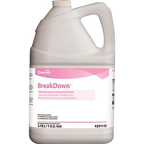Breakdown 1 Gal. Fresh Scent Odor Eliminator
