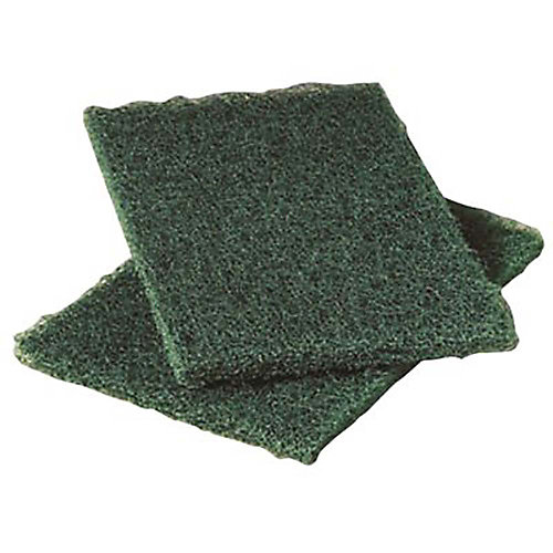 Scotch-Brite Pad 86 Scouring Heavy-Duty 6 inch X 9 inch Green