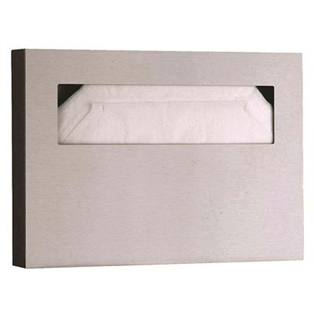 Bobrick Classic Toilet Seat Cover Dispenser Surf