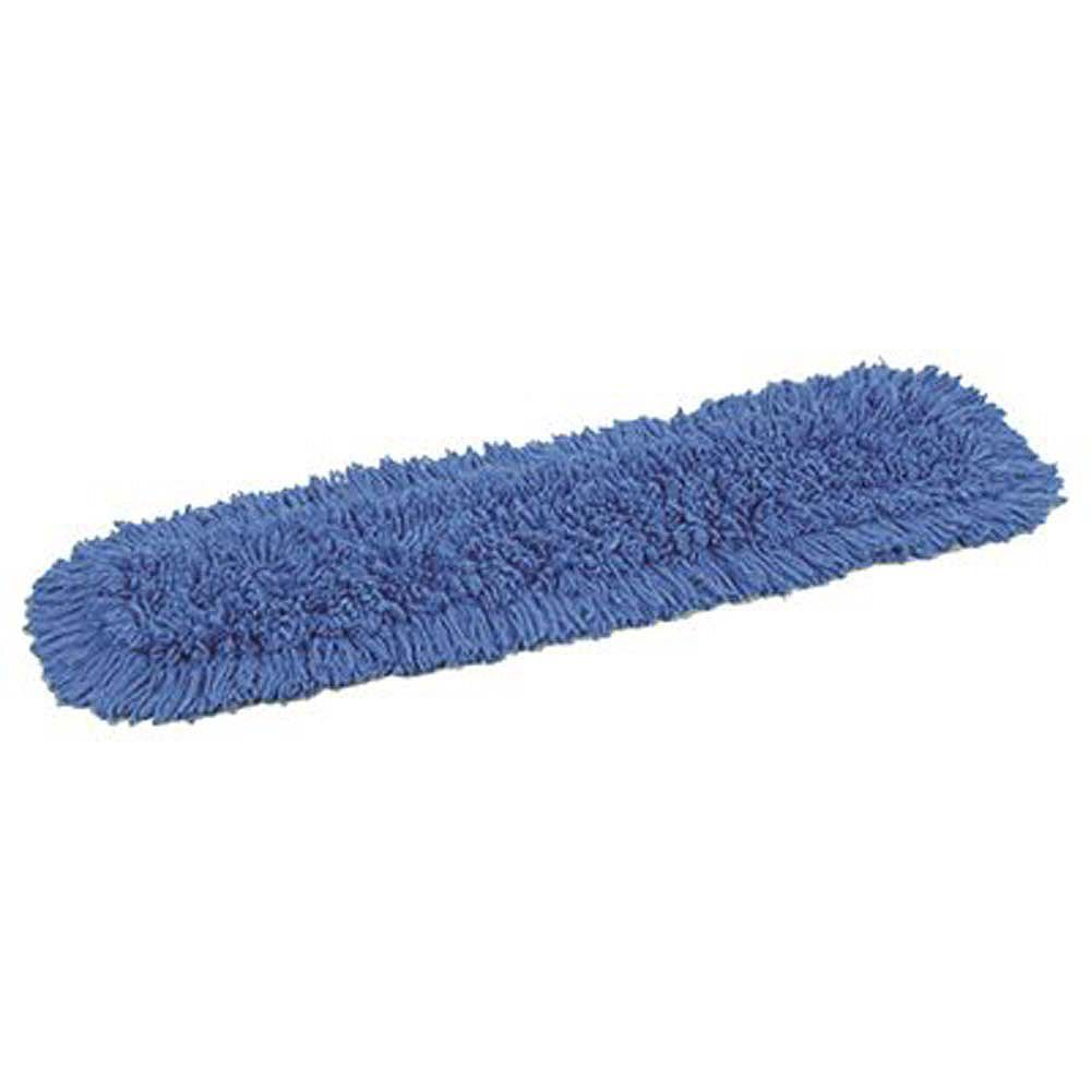 Renown Premium Blue Synthetic Twisted Loop-End Dust Mop Head