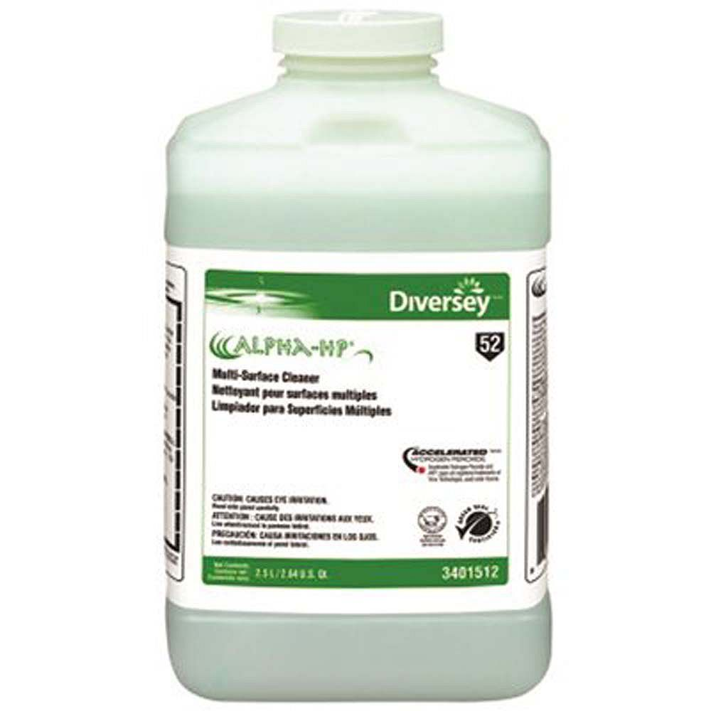 Diversy J-Fill Alpha-Hp Multi-Surface Cleaner