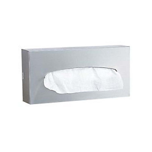 Surface-Mounted Facial Tissue Dispenser