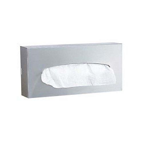 Surface-Mounted Facial Tissue Dispenser