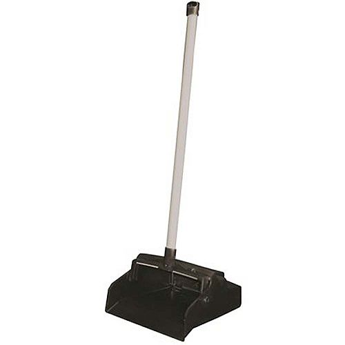 11 In. Black Upright Dust Pan