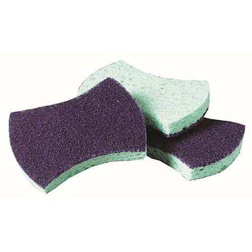 Scotch-Brite Medium Duty Sponge Scrubber
