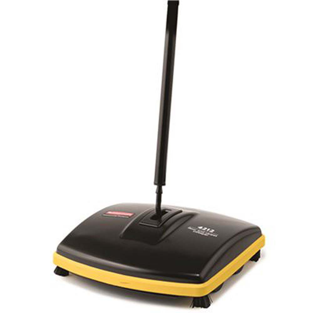 Rubbermaid Commercial Products Mechanical Floor And Carpet Sweeper