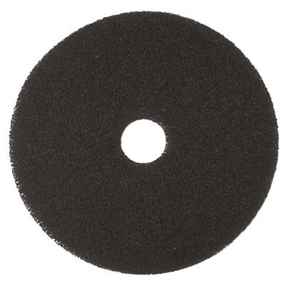 Renown 15 In. Black Stripping Floor Pad