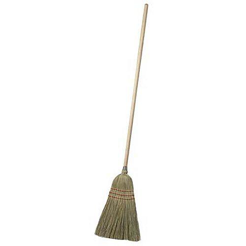 55 In. Corn Brooms Housekeeping