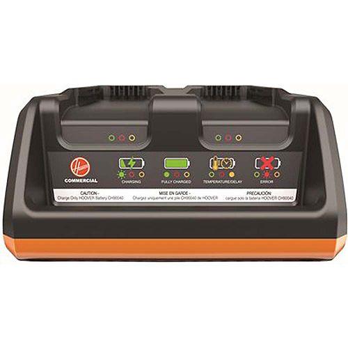 Hushtone M-Pwr 40-Volt Dual Bay Charger