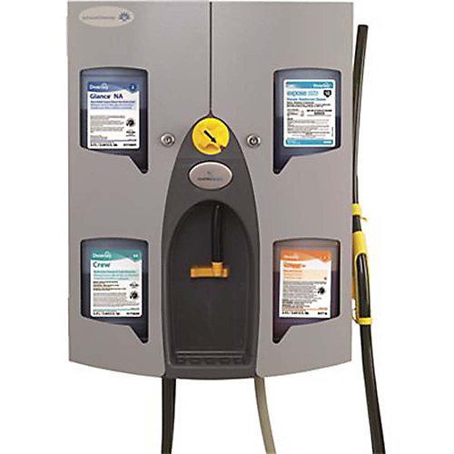 J-Fill Quattro-Select Dispensing System Safe Gap