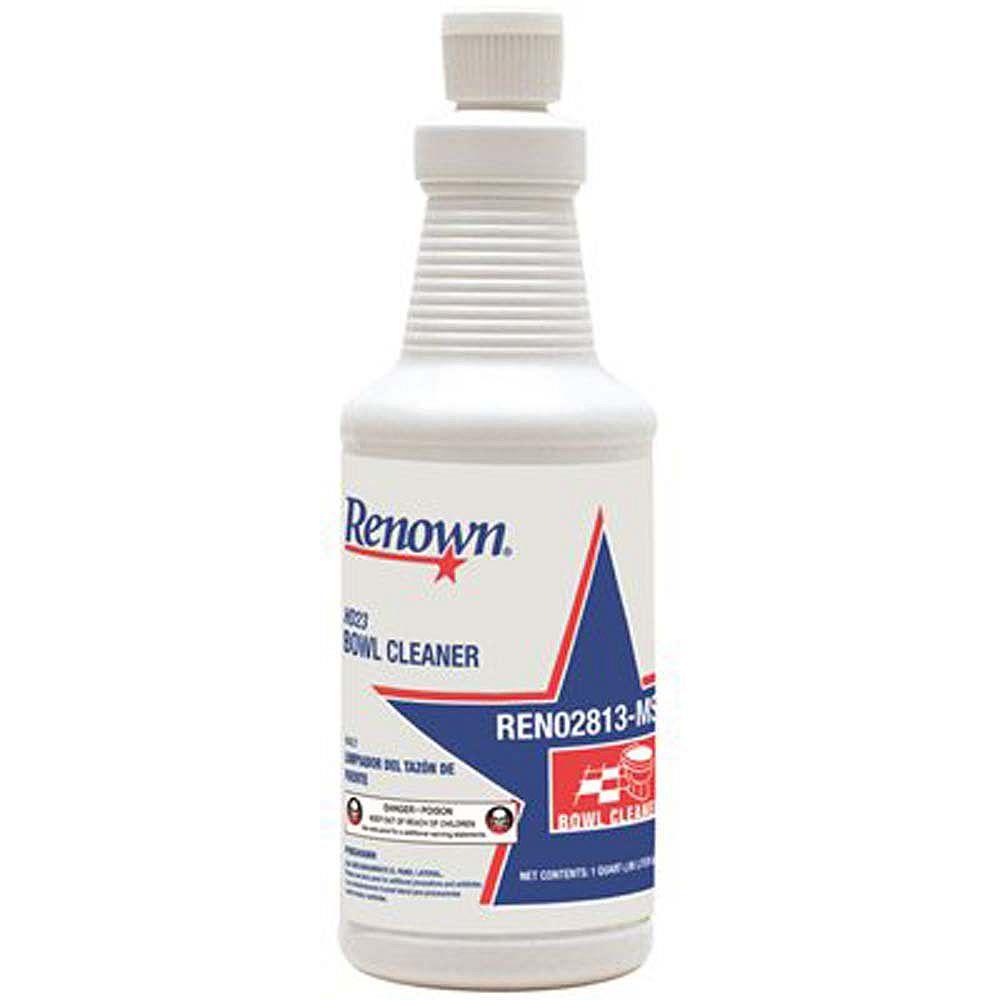 Renown HD23 Acid Bowl Cleaner 32 Oz.