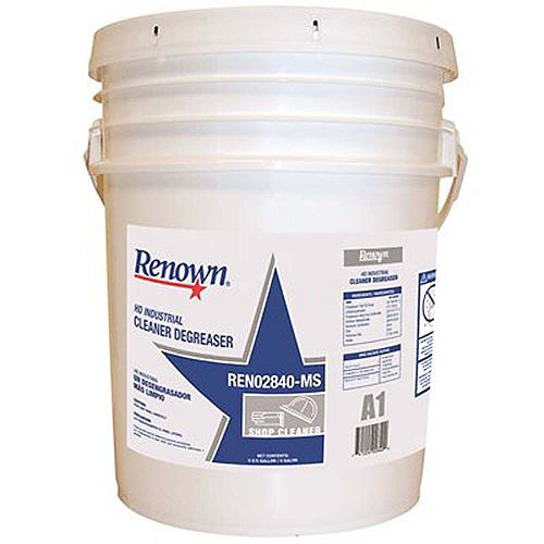 Hd 5 Gal. Industrial Cleaner Degreaser, 1-Pail