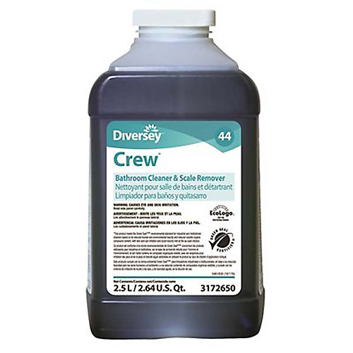 Crew J-Fill, 2.5 L Scale Remover Tile And Grout Disinfectant Cleaner