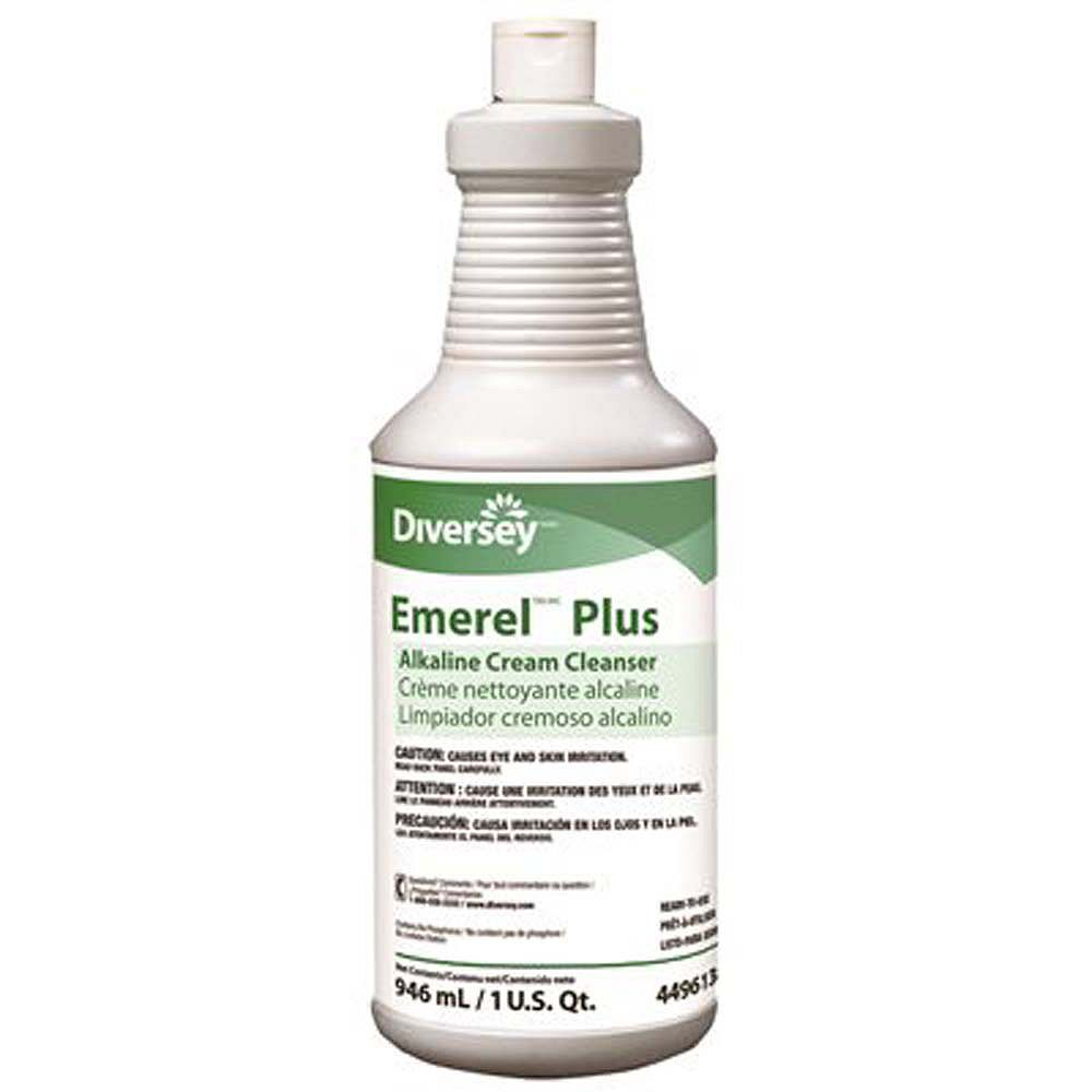 Diversy 1 Qt. Emerel Plus Cream Cleanser