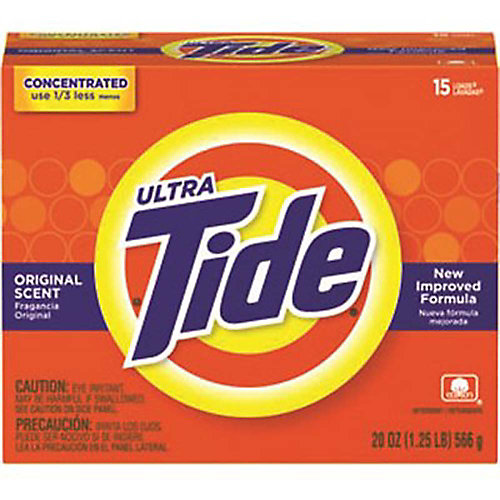 Original Scent Powder Laundry Detergent, 20 Oz.  (15 Loads)
