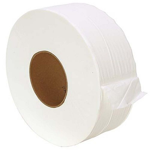 Premium Junior 3.35 inch X 850 Ft. 2-Ply Soft Superior Quality Bright White, 12 per case