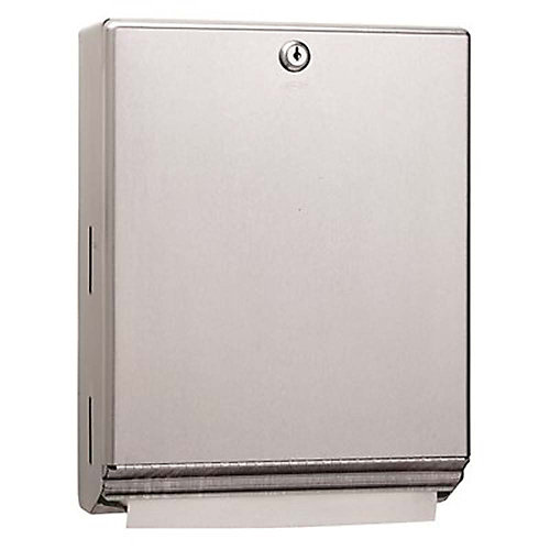 B-262 Surface-Mounted Paper Towel Dispenser