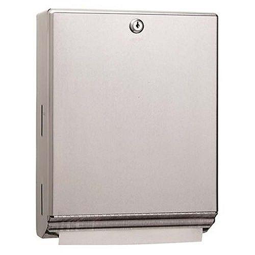 B-262 Surface-Mounted Paper Towel Dispenser