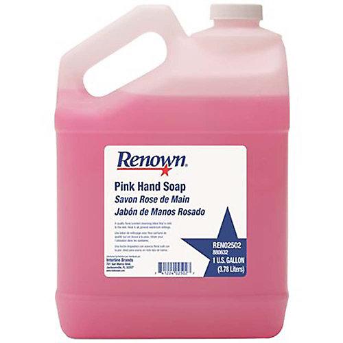 Bulk Hand Soap, Pink, 1 Gallon