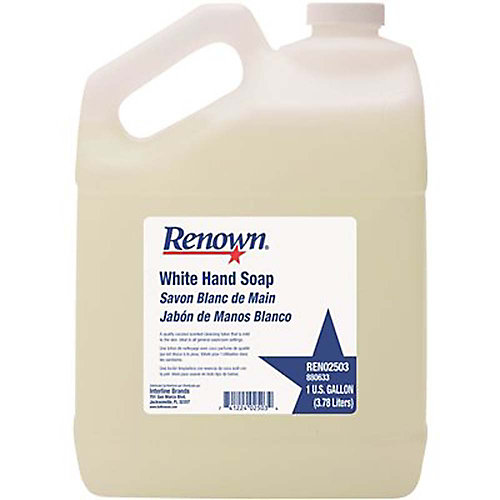 1 Gal. Per Container Lotion Hand Soap