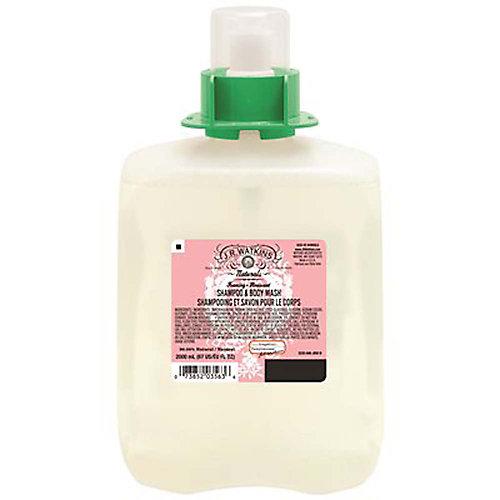 J.R. Watkins Foaming Shampoo And Body Wash, 2,000 Ml