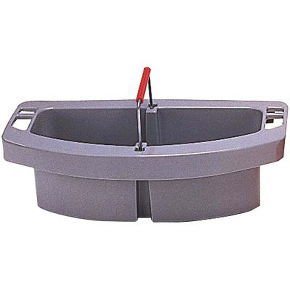Rubbermaid Commercial Products Brute 44 Gal. Maid Caddy