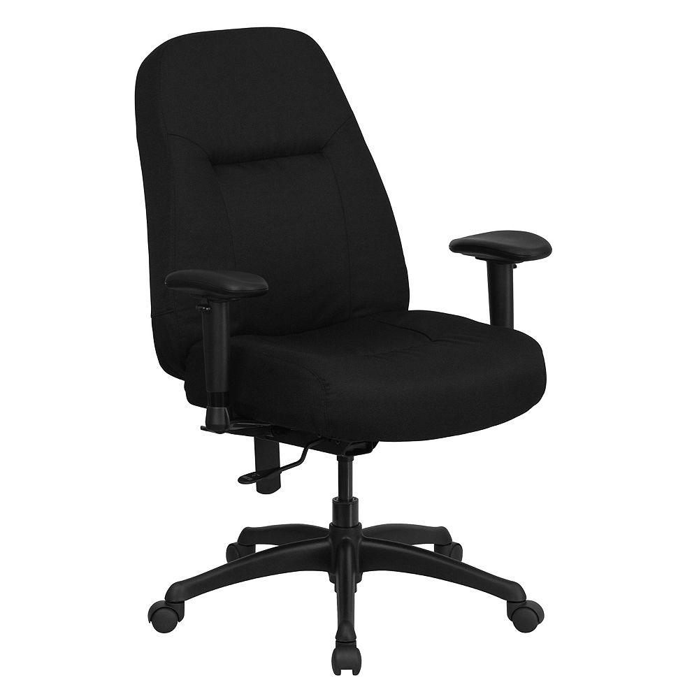 Flash Furniture Black 400LB High Back Chair