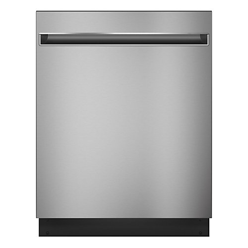 24-inch Top Control Built-in Dishwasher with Stainless Steel Interior in Stainless Steel