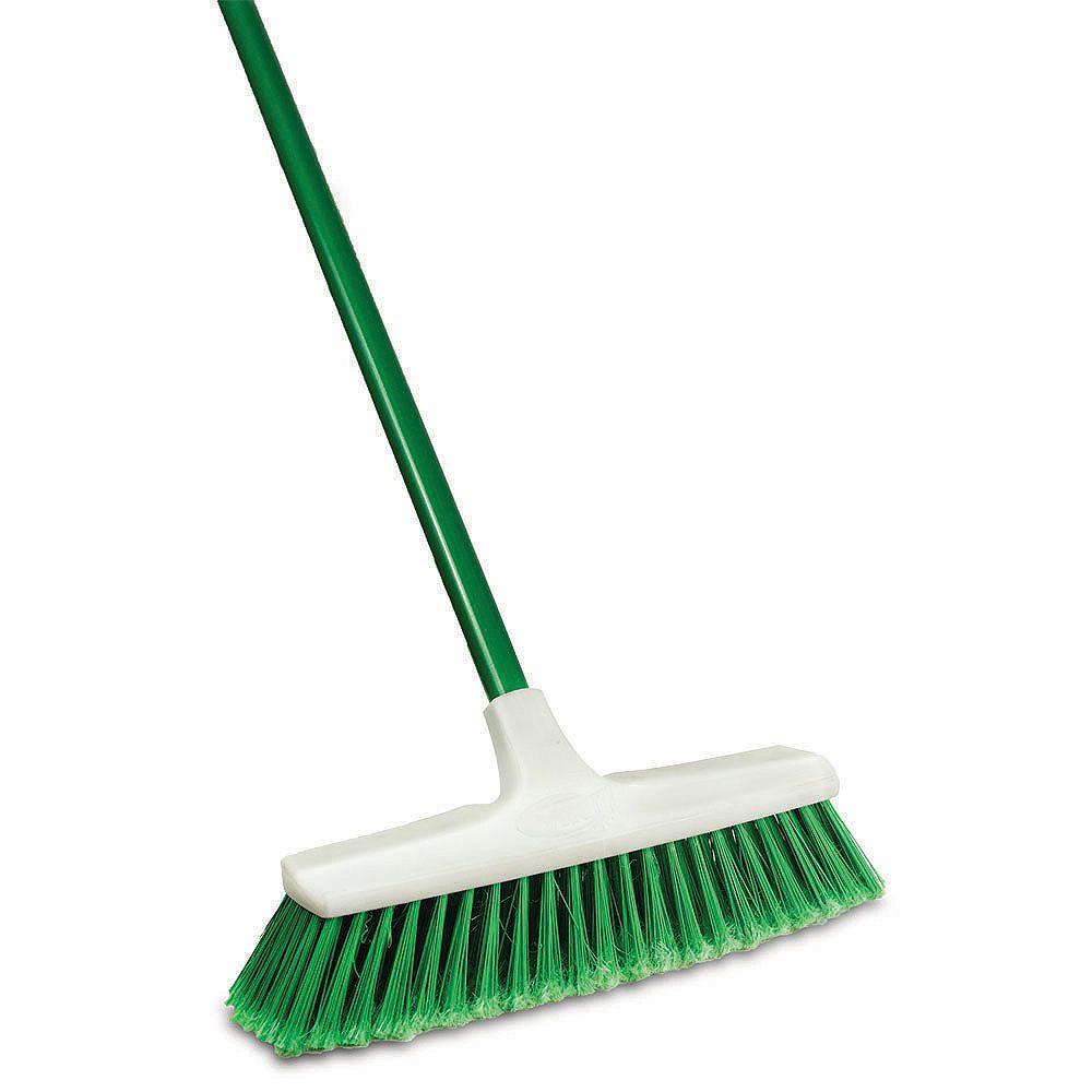 Libman 13-inch Smooth Sweep Push Broom