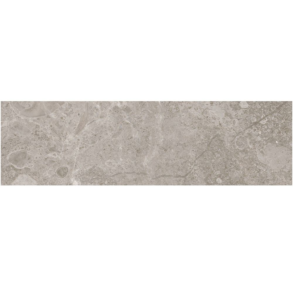 Enigma Carreau en marbre poli Salo 3 po x 9 po (4,5 pi2/boîte)