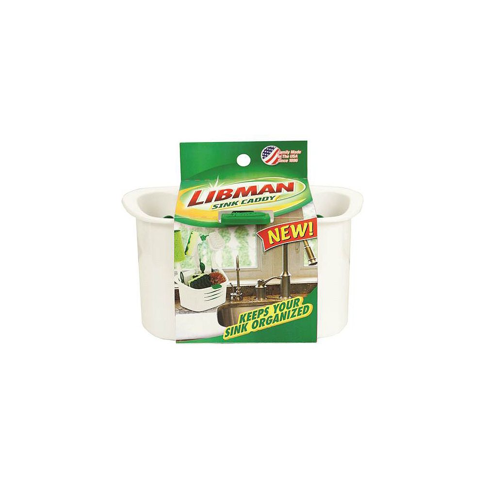 Libman Sink Caddy with Ventilation Slots