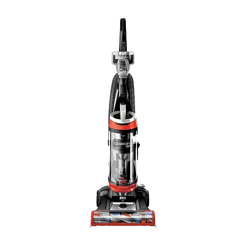 Aspirateur vertical CleanView® avec direction pivotante